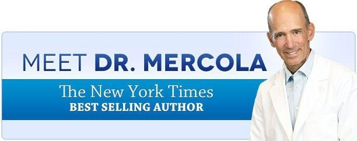 Dr. Mercola - New York Times Best Selling Author
