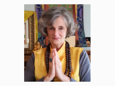 Joy Metcalfe - Vajracharya Buddhist healer & teacher, Reiki and Vibrational Medicine Master