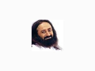 "Sri Sri Ravi Shankar - ""My Vision is a Stress-Free, Violence-Free World"""