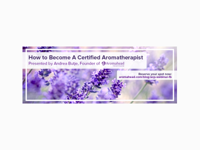 Aromahead Institute - School of Essential Oil Studies
