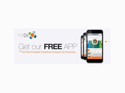 MyDx - A Device for a Better Life.