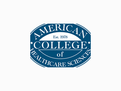 American College of Healthcare Sciences - ACHS