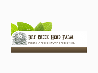 Dry Creek Herb Farm - Erik & Mary Evans-Peterson