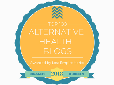 Top 100 Alternative Health Blogs 2018 - continued