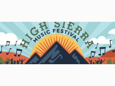 29th Annual High Sierra Music Festival | Quincy, CA | July 4-7, 2019