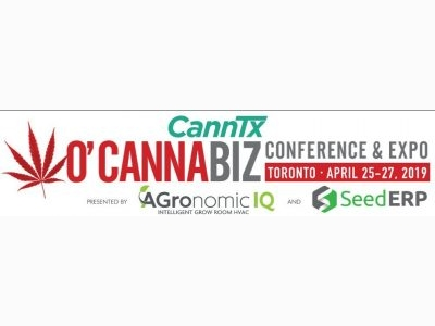 O'CANNABIZ Conference & Expo | Toronto, Canada | April 23-25, 2020