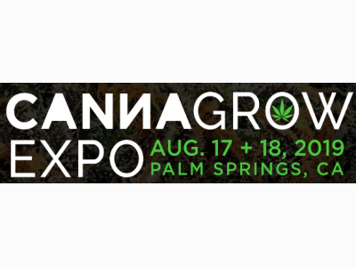 CANNAGROW EXPO | Palm Springs, CA | August 17 - 18, 2019