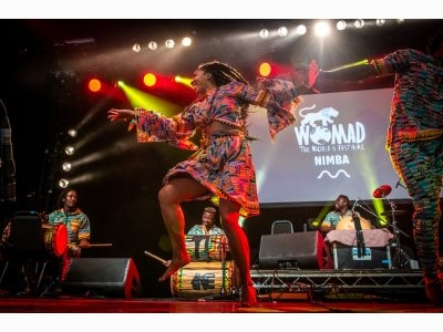 WOMAD The Worlds Festival | July 23-26, 2020 | Malmesbury, England