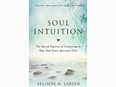Soul Intuition with Allison Larsen | Online Book Club | Sept 16 - Oct 7, 2020